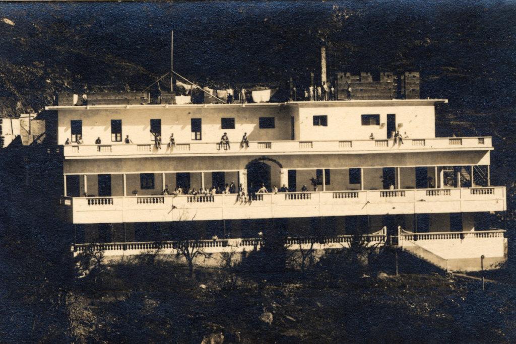 Balneario Los Berrazales