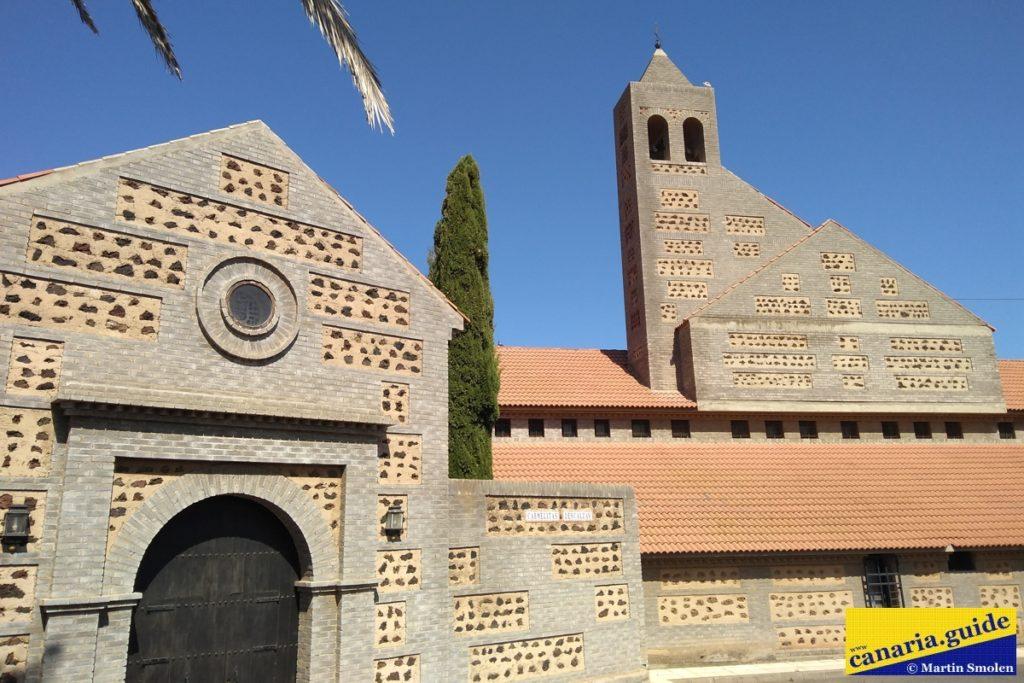 Monasterio de los Carmelitas Descalzos en Telde