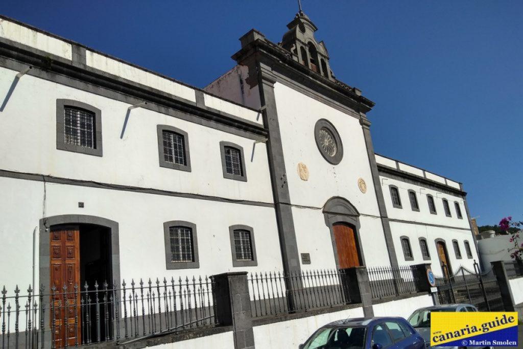 Monasterio cisterciense de Teror