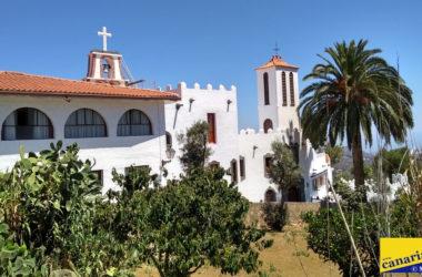 Monasterio benedictino de la Santísima Trinidad en Santa Brígida