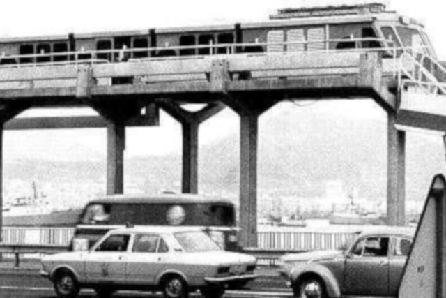 Tren Vertebrado Las Palmas
