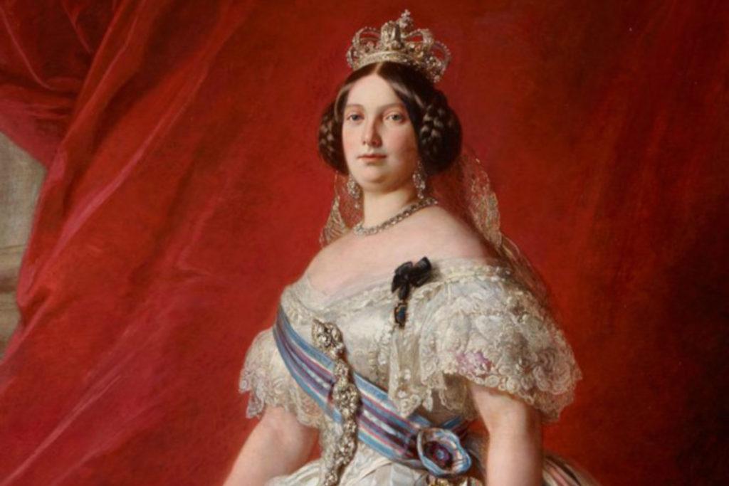 Reyes y reinas españoles
