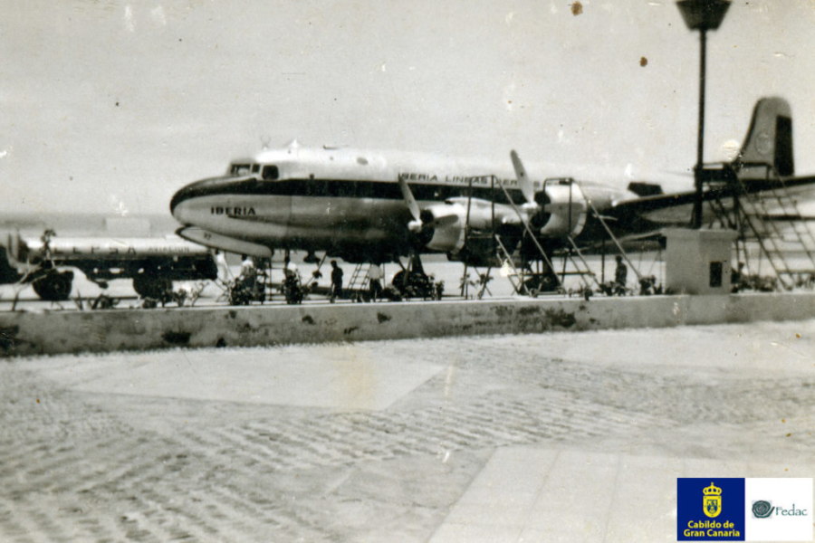 Aeropuerto 1950