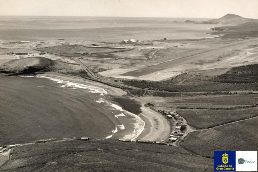 Aeropuerto 1961