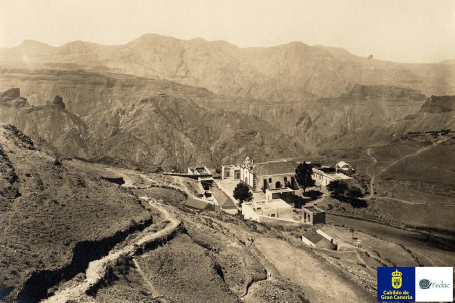 Artenara, 1925