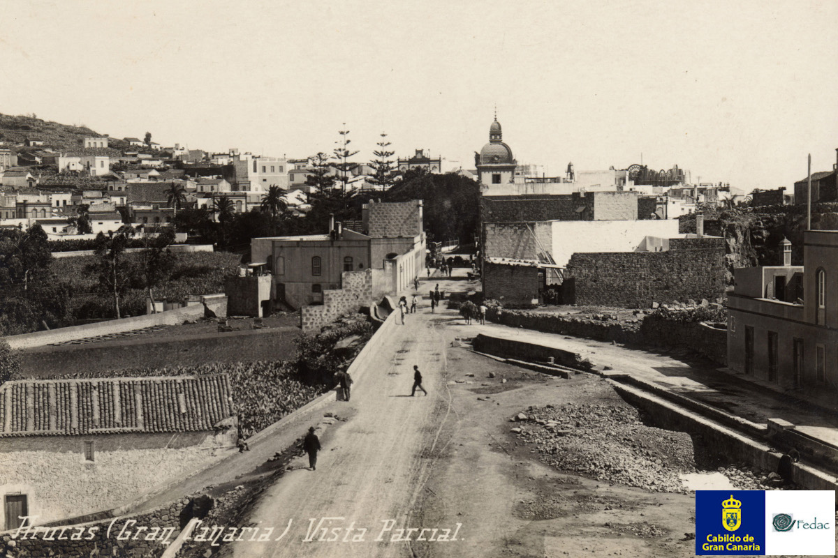 Arucas, 1915