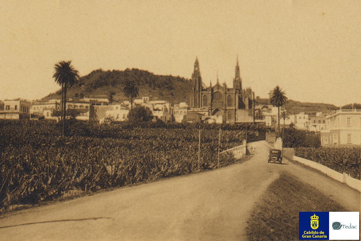 Arucas, 1945