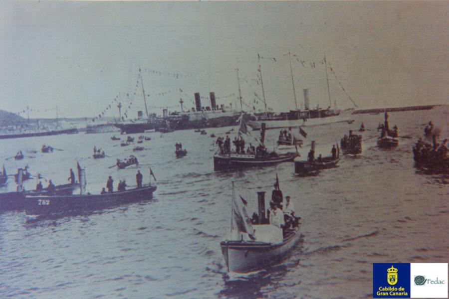 Barcos 1906