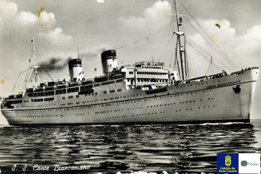 Barcos 1955