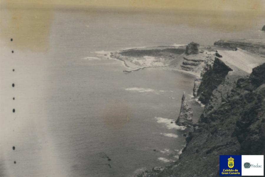 Puerto de Las Nieves, 1950