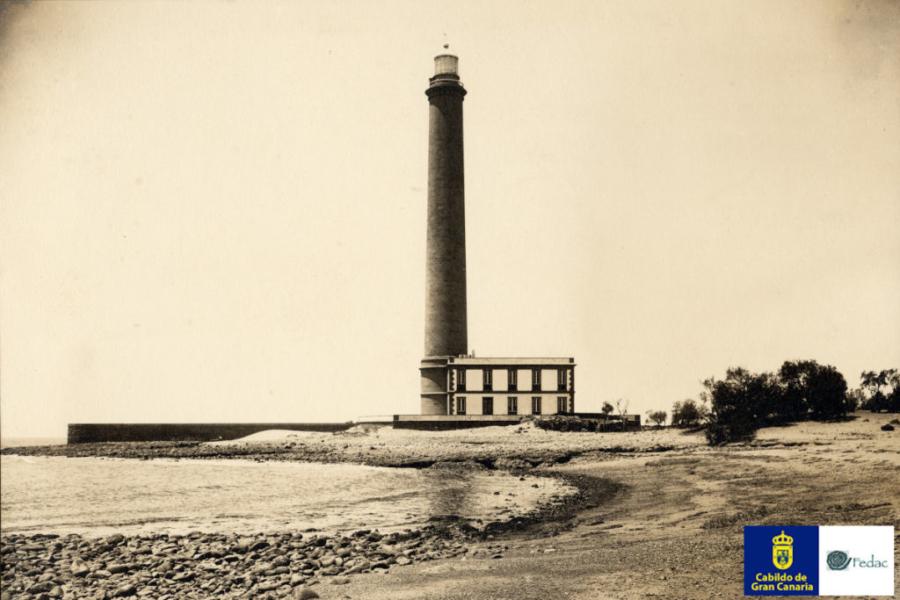 Faro Maspalomas, 1930