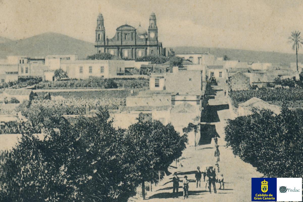 Gáldar, 1893