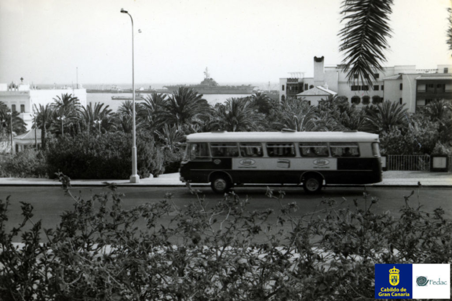 Autobuses / Guaguas 1965
