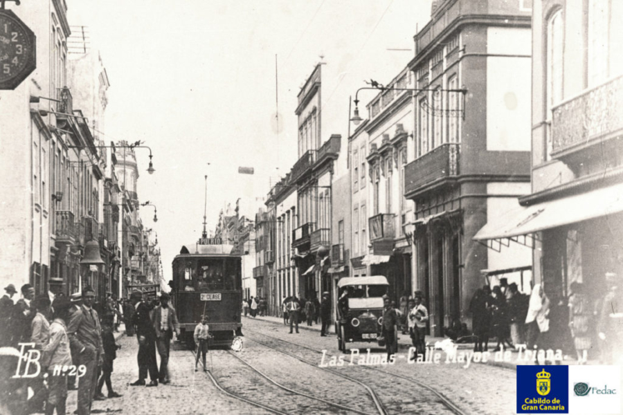 Calle Triana, 1927