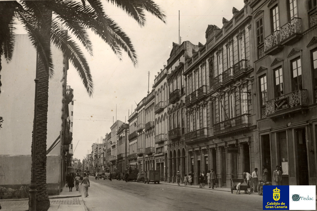 Calle Triana, 1940