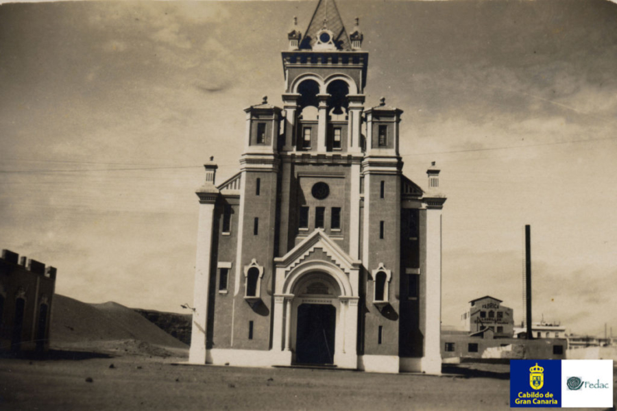 Iglesia del Pino, 1927
