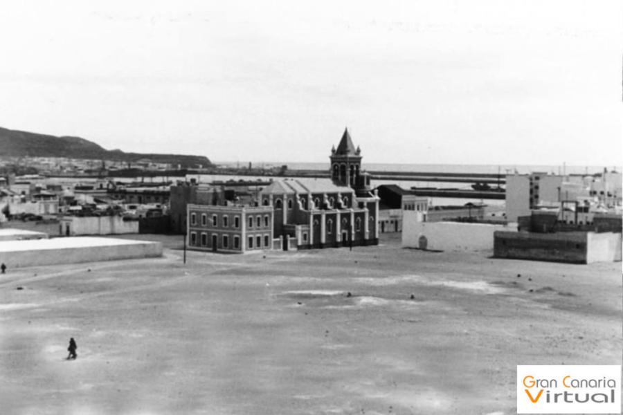 Iglesia del Pino, 1935