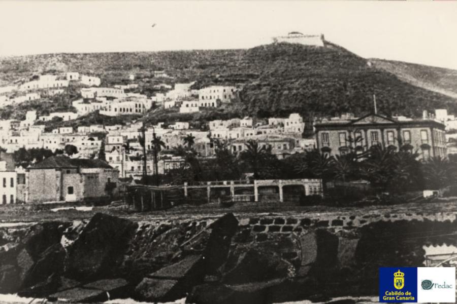 San Telmo, 1905