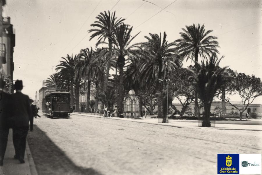 San Telmo, 1914
