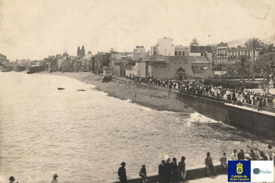 San Telmo, 1915