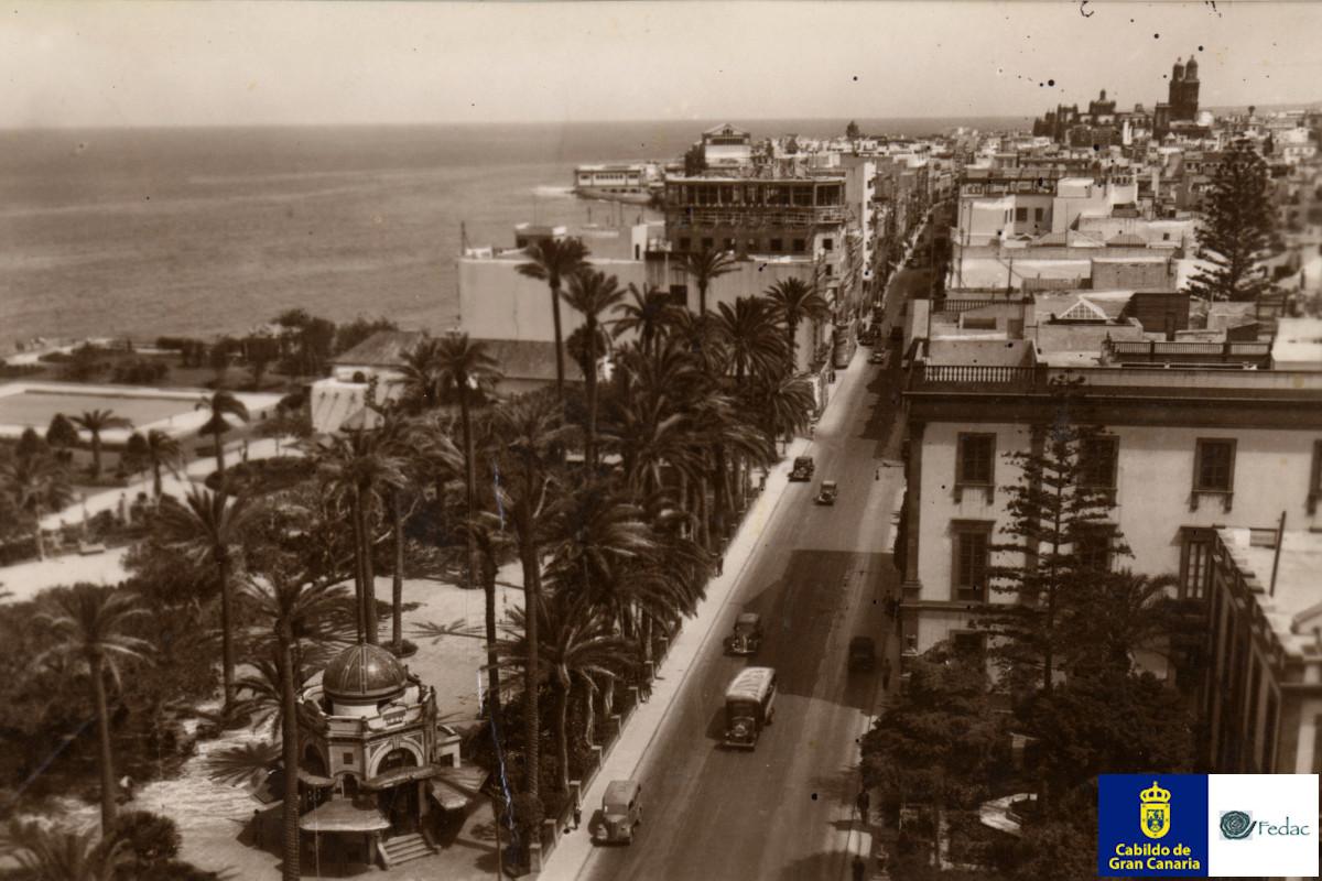 San Telmo, 1945