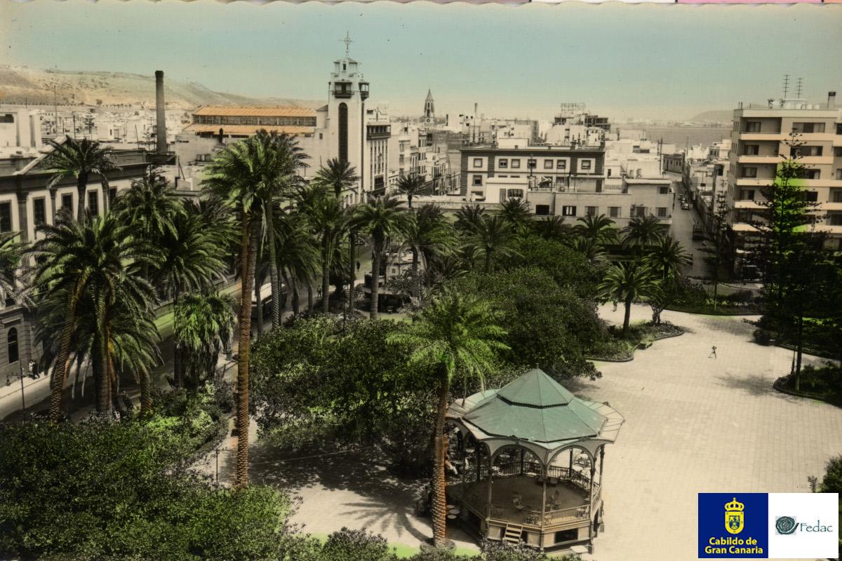 San Telmo, 1955