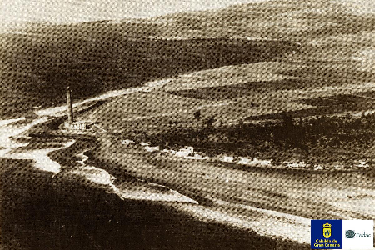 Meloneras, 1930