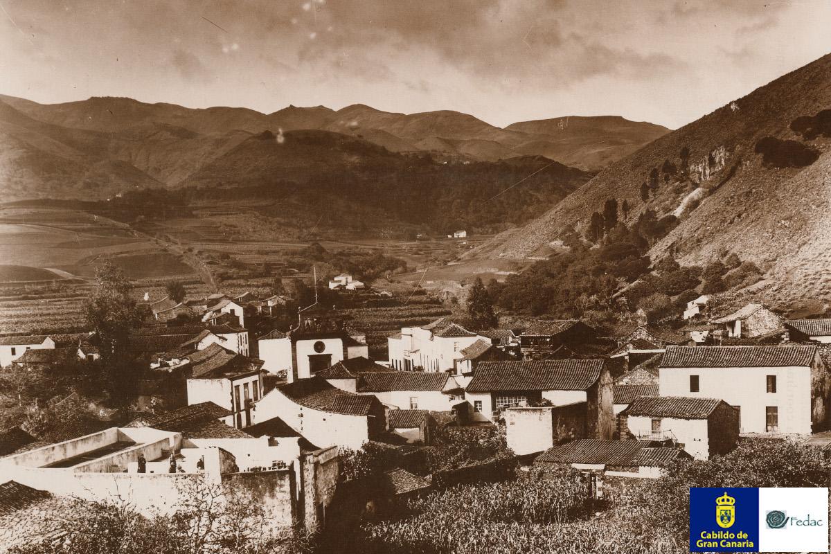 Vega de San Mateo, 1893