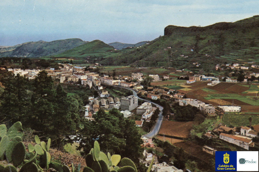 Vega de San Mateo, 1970