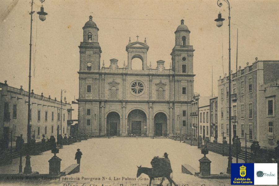 Catedral Santa Ana, 1900