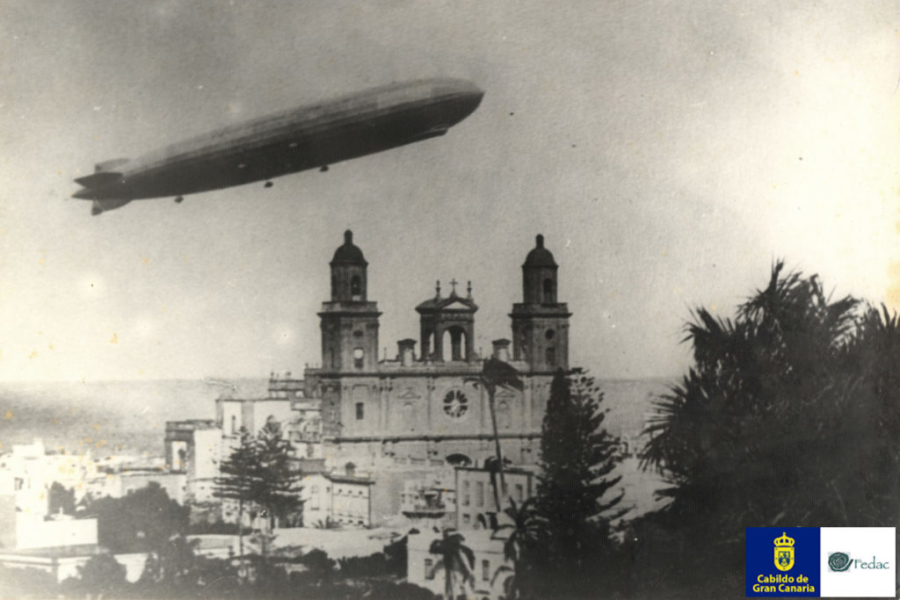Catedral Santa Ana, 1932