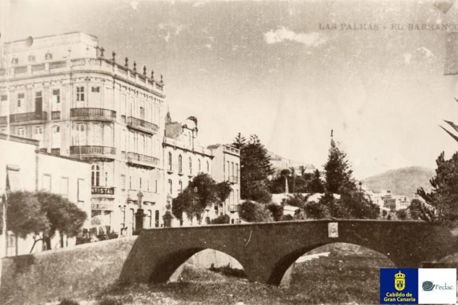 Puente de Piedra, 1908