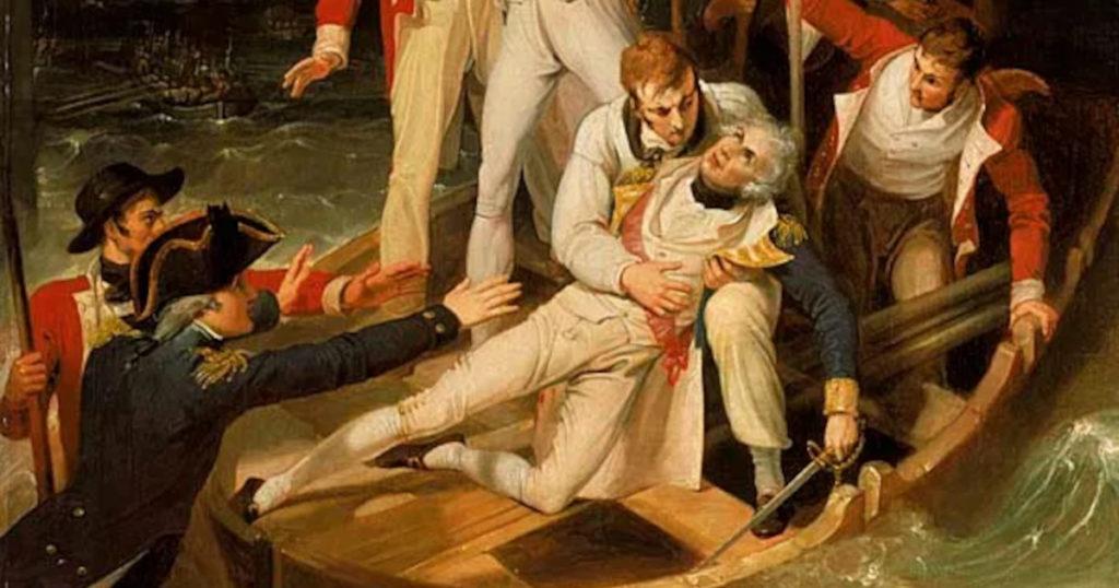 Almirante Horatio Nelson