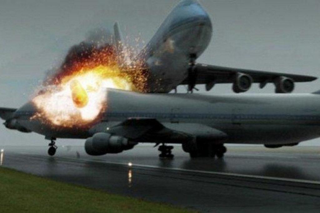 Aviones accidentados Tenerife 1977