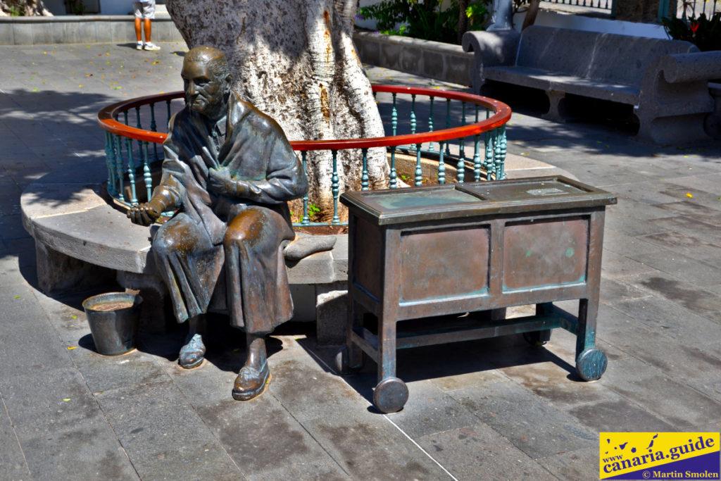 Agüimes y sus esculturas